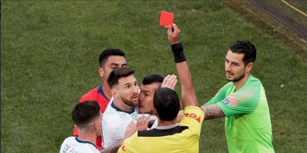 Conmebol responde a Messi por acusaciones de corrupción en la Copa América