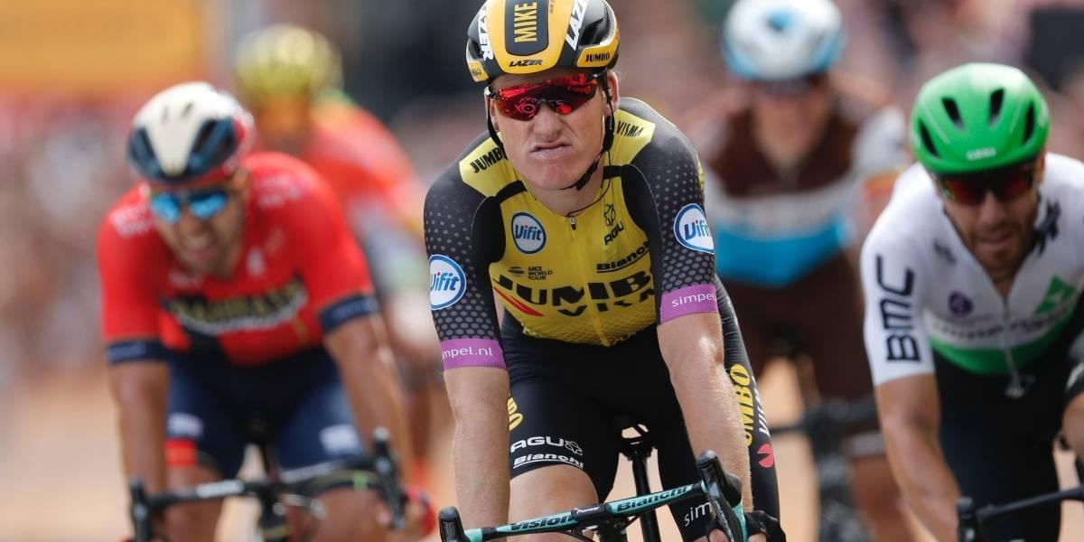 ¡Así inició el sueño amarillo para los colombianos en el Tour de Francia tras la etapa 1!