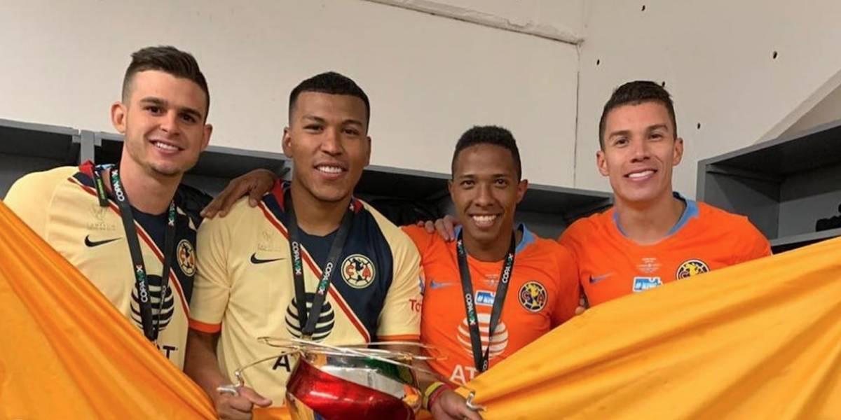 ¡Locura total! Los colombianos del América de México jugarán junto a un exBarcelona y Tottenham