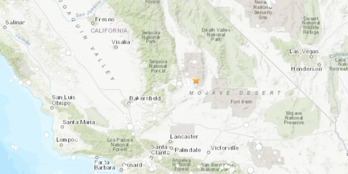 El segundo en dos días: terremoto de 7,1 vuelve a remecer a California