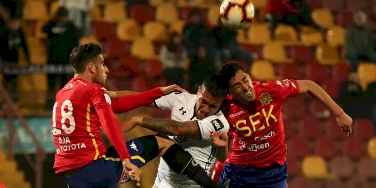 Unión Española derrotó en la agonía a Colo Colo en duelo amistoso