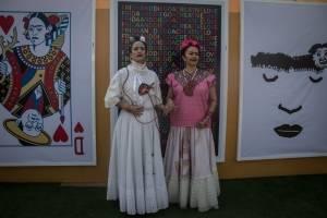 Los colores de Frida