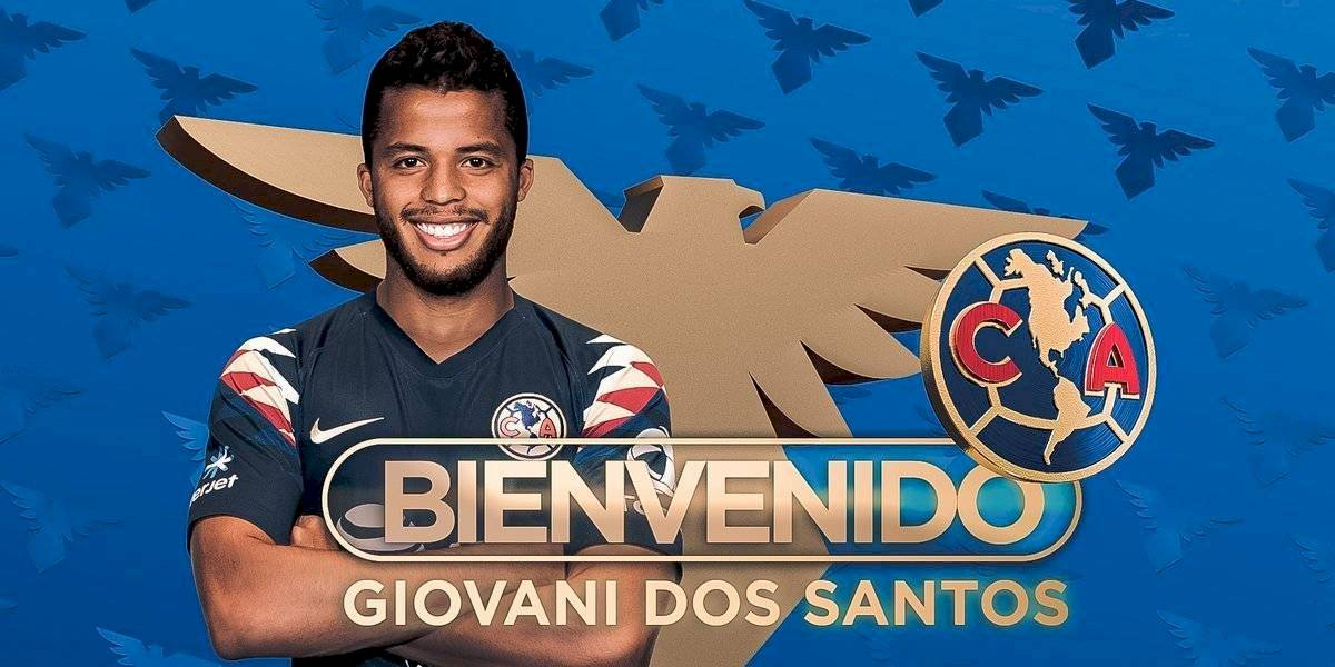 ¿Cuánto ganará Giovani Dos Santos en el Club América?