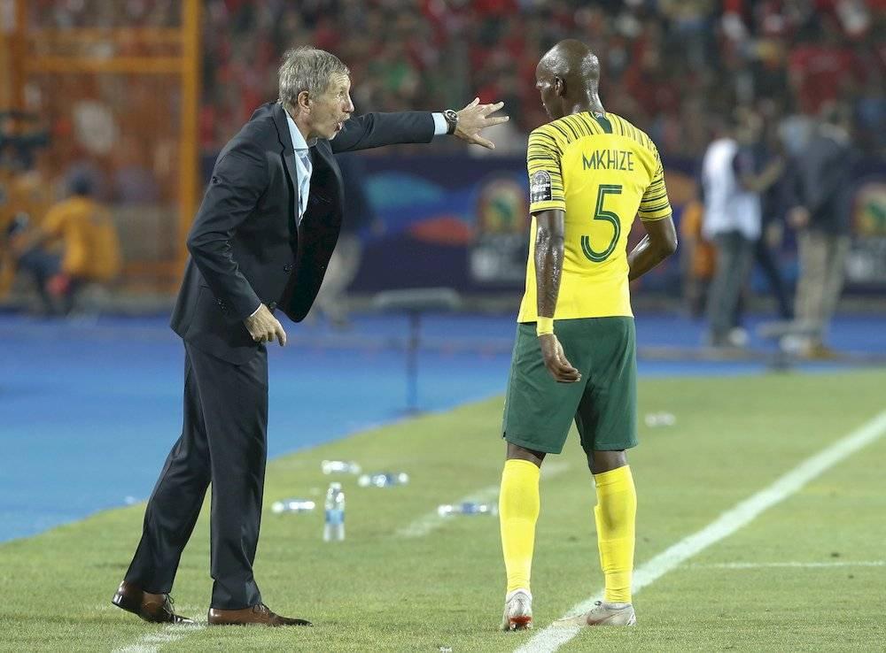 Aguirre y Egipto, fuera de la Copa Africana
