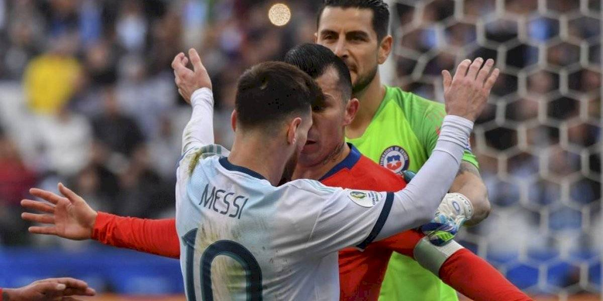 VIDEO. Así fue la polémica expulsión de Messi