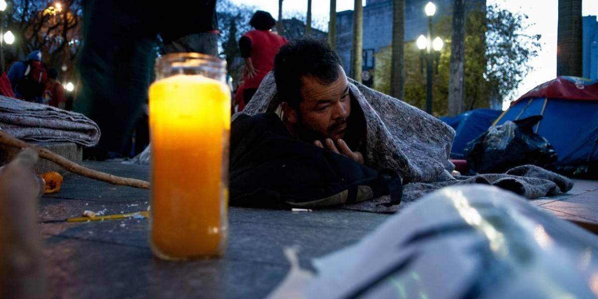 Frio pode ter provocado três mortes em São Paulo