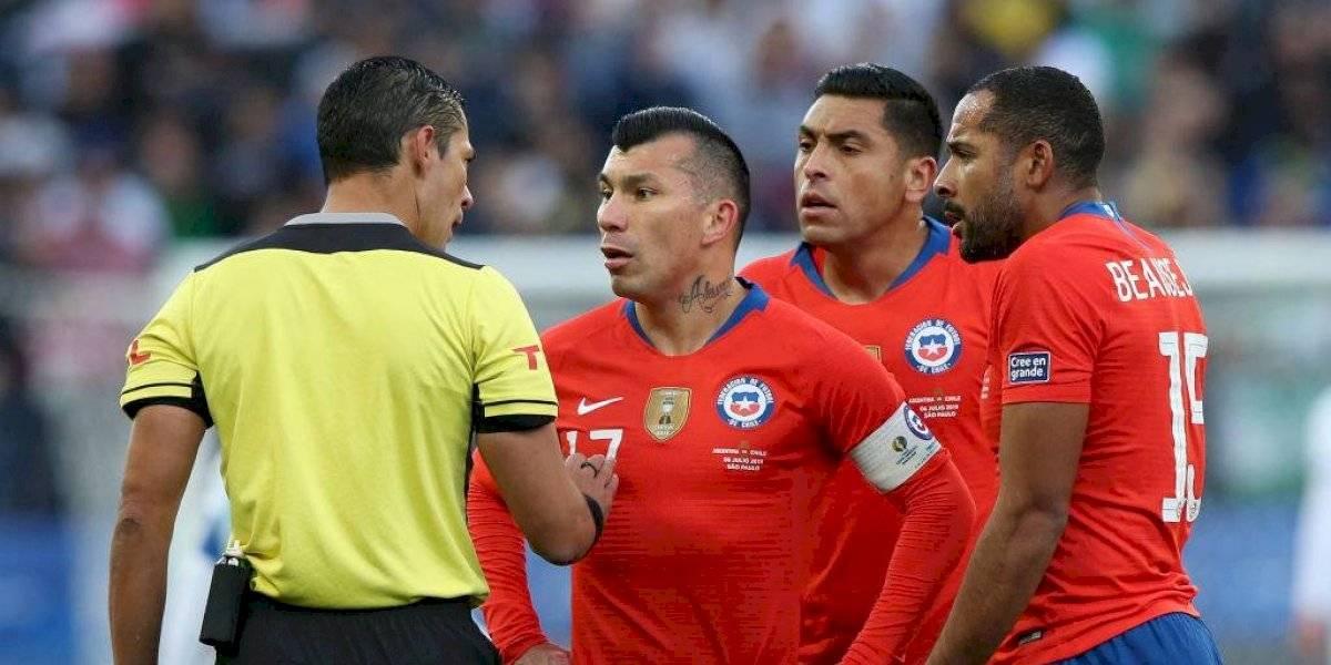Uno a uno de Chile ante Argentina en Copa América: Medel fue irresponsable, Díaz y Pulgar dieron la cara