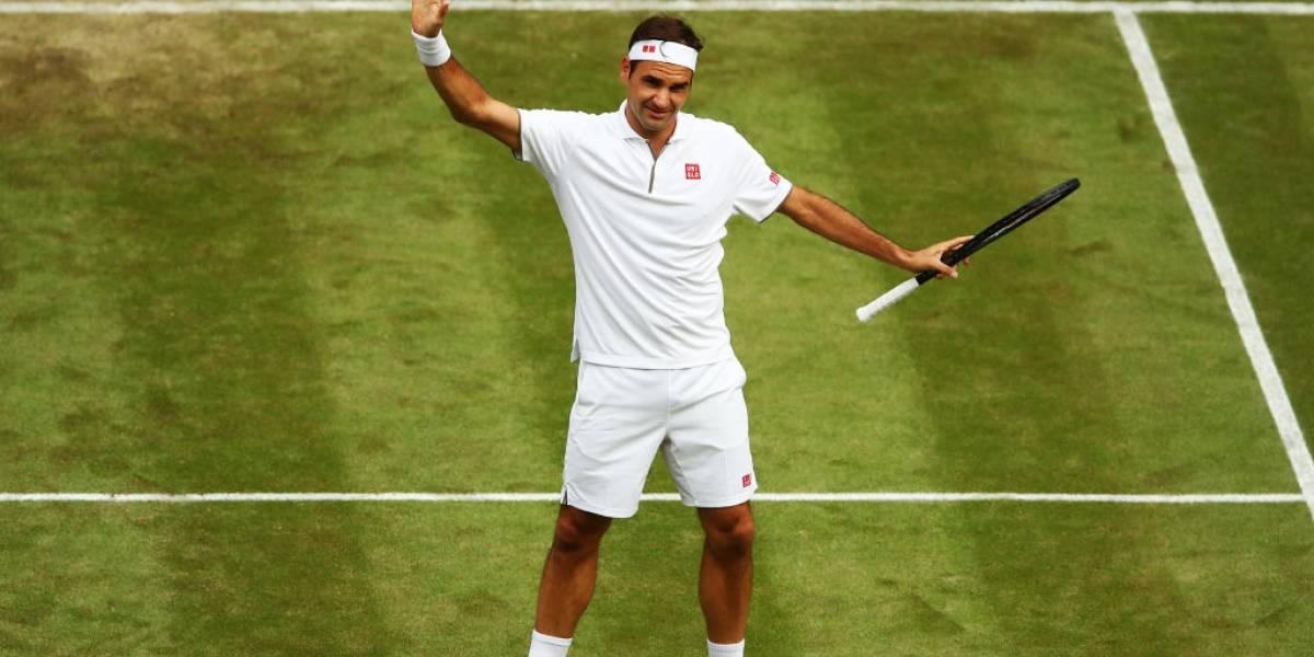 """Federer y Nadal siguen dando cátedra en Wimbledon y se acercan a un nuevo """"clásico"""" en semifinales"""