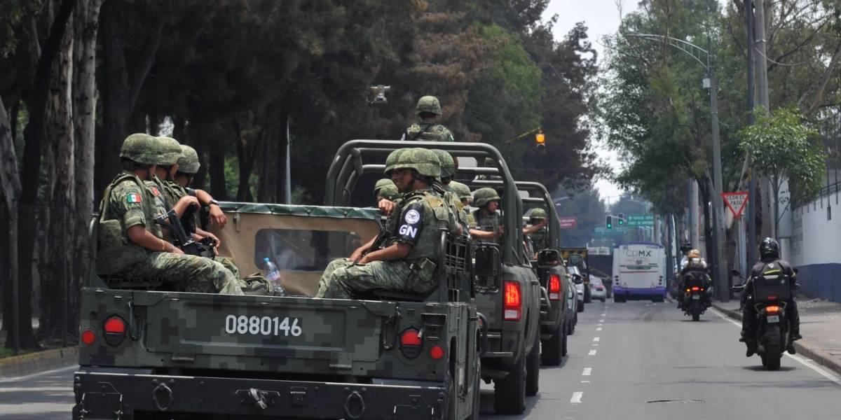CNDH promueve acciones de inconstitucionalidad por leyes de la Guardia Nacional