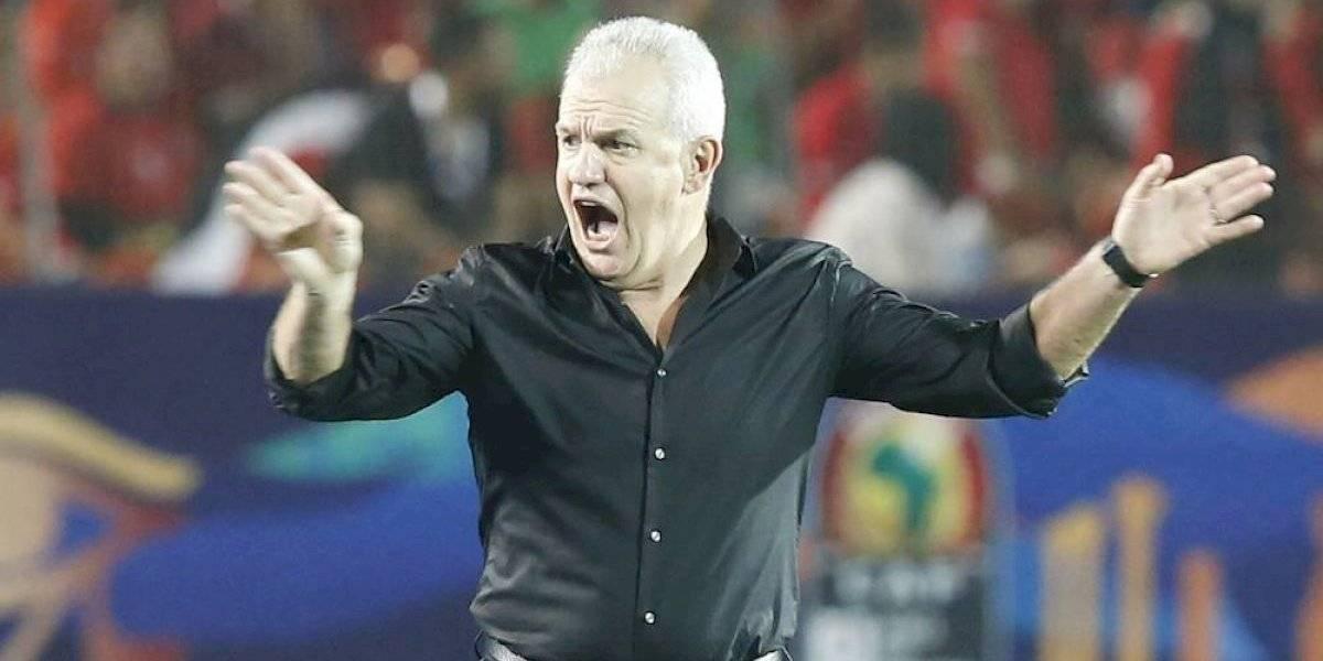 Egipto despide a Javier Aguirre tras fracaso en Copa Africana de Naciones