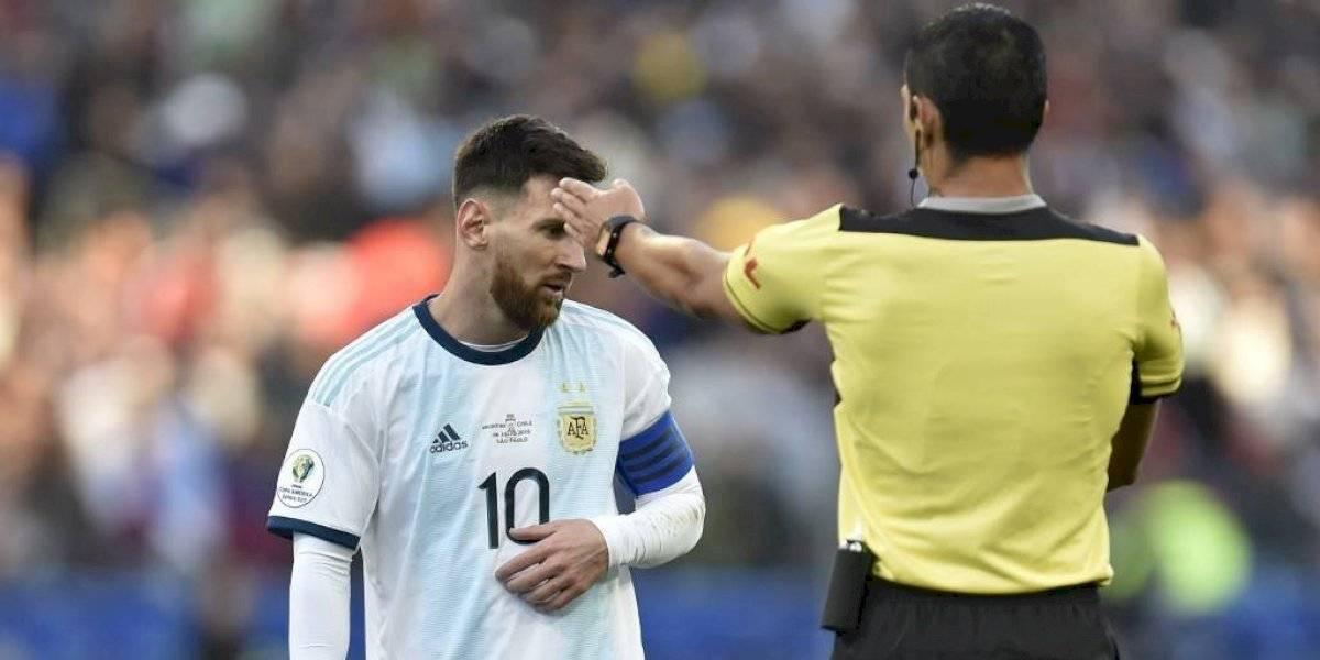 Y se termina la paciencia de Messi: el argentino estalla contra la Conmebol