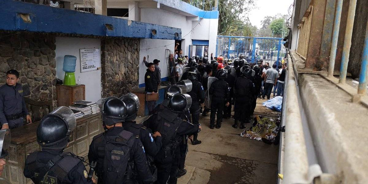 Un muerto y tres heridos es el resultado de un motín ocurrido en Pavón