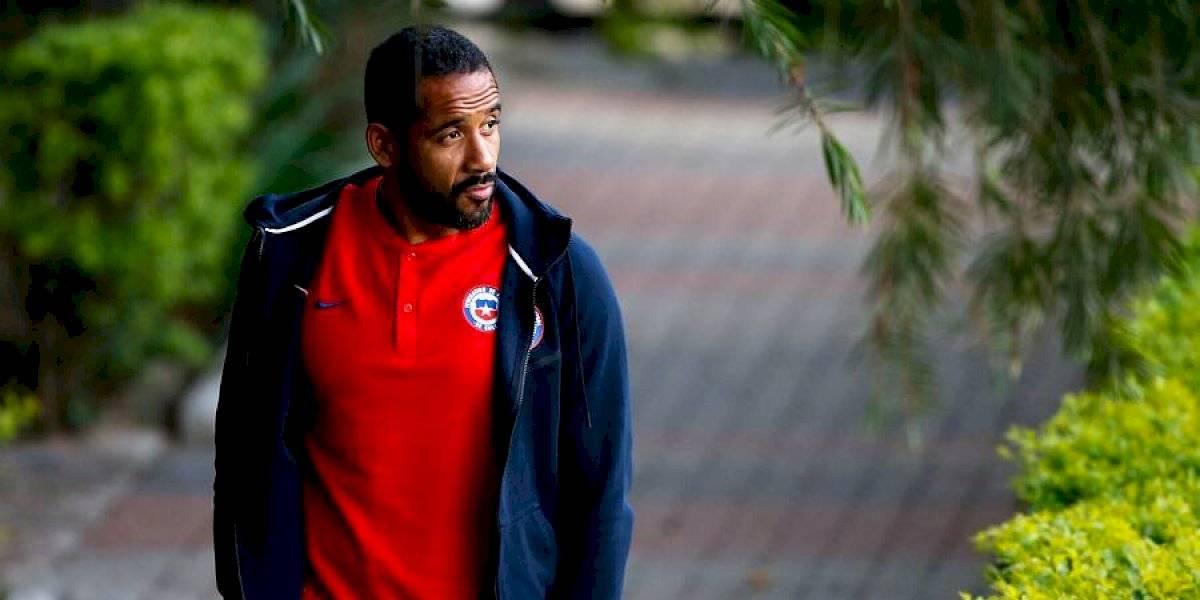 Jean Beausejour anunció su adiós a la Selección chilena