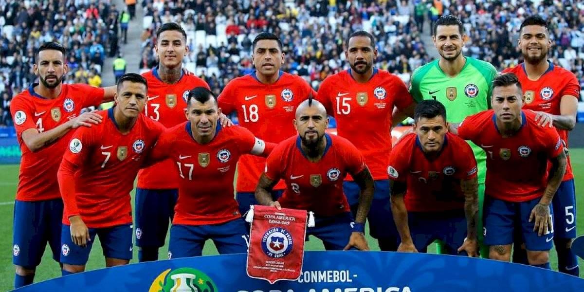Uno a uno de Chile en Copa América: La Generación Dorada quemó algunos de sus últimos cartuchos en Brasil