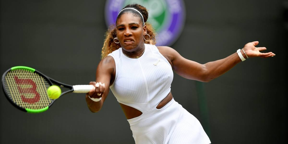 Serena Williams y Rafael Nadal no paran en Wimbledon