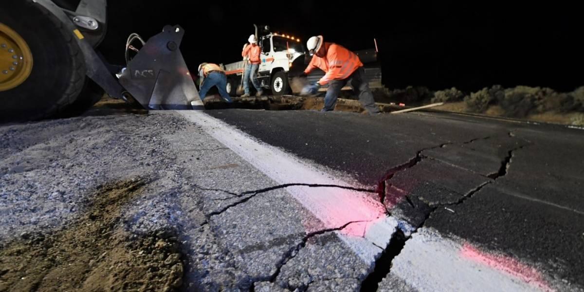 Segundo gran sismo golpea California en menos de dos días