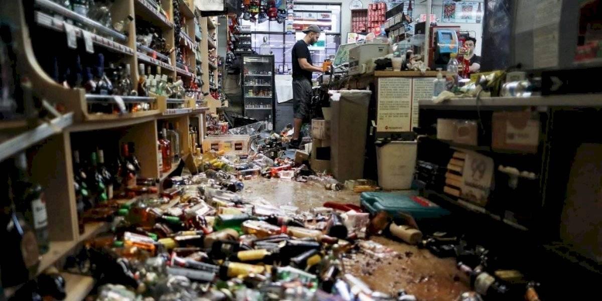 VIDEO. El sur de California sacudido por su mayor sismo desde 1999