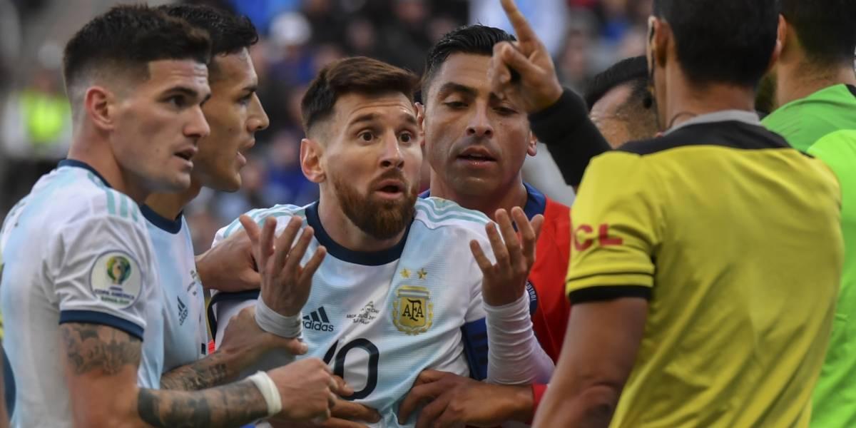 La dura sanción que podría recibir Messi por sus declaraciones