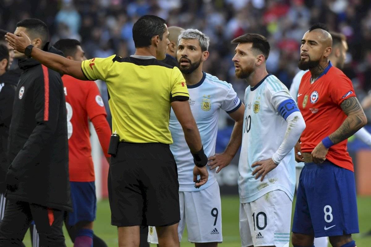 Messi - Copa América