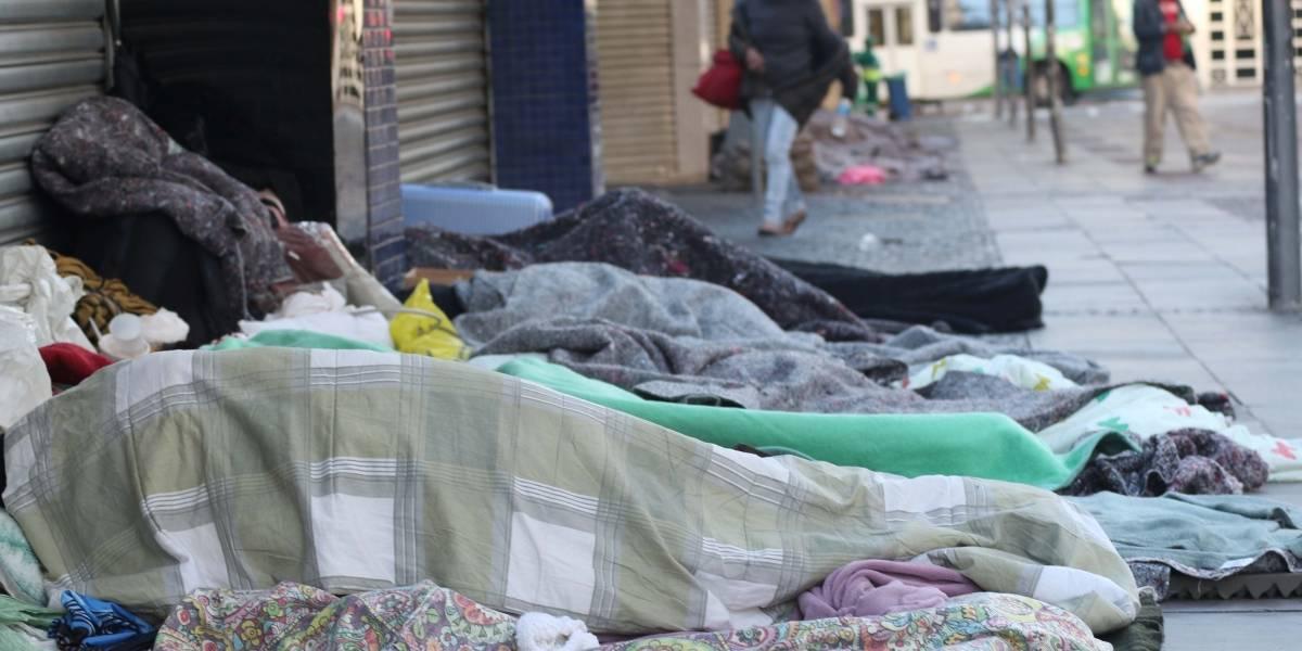 Chega a seis o número de mortes por suspeita de frio em São Paulo