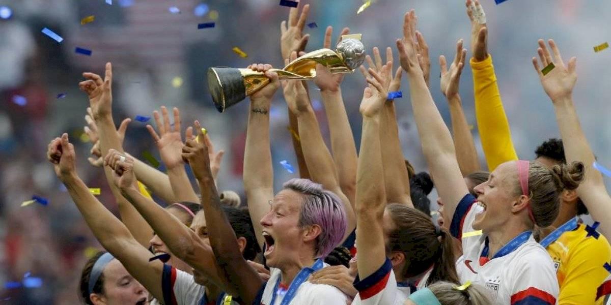 Endler, Rapinoe, gol histórico y una campeona repetida: Los hitos que dejó el Mundial Femenino 2019