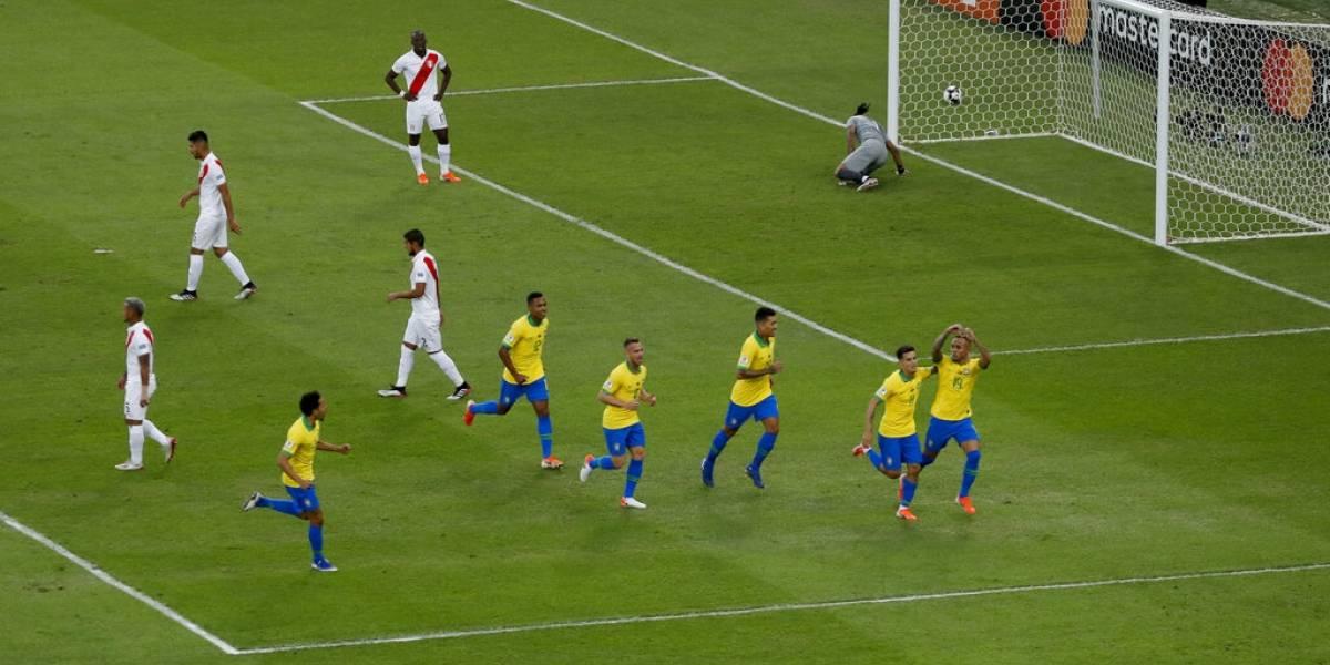 Así vivimos el triunfo de Brasil sobre Perú que lo convirtió en el nuevo campeón de la Copa América