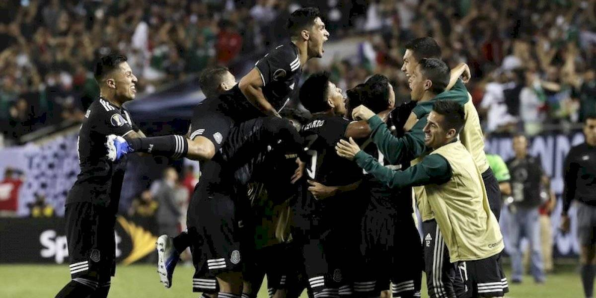 México se impone 1-0 a EU y gana la Copa Oro