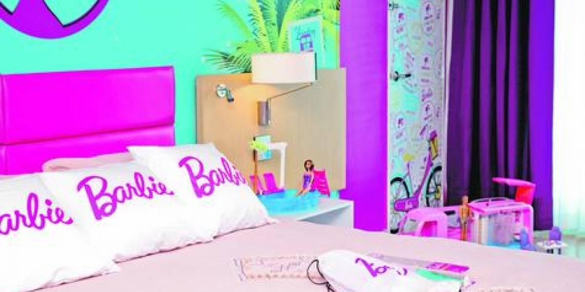 Barbie Room, una experiencia única en este universo rosa