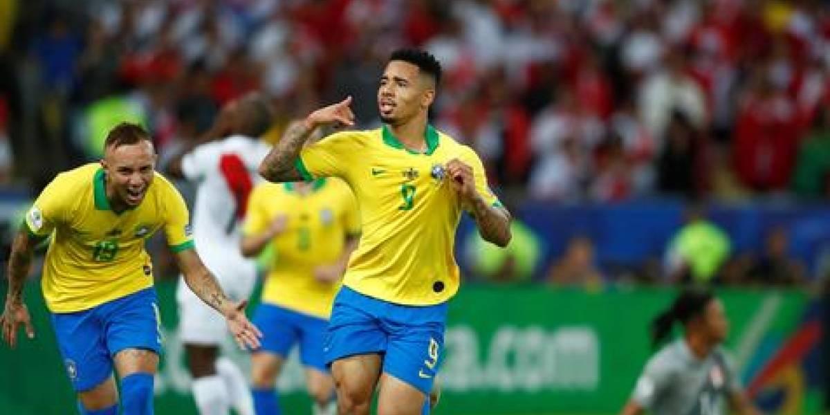 Brasil recuperó el trono como mejor de América