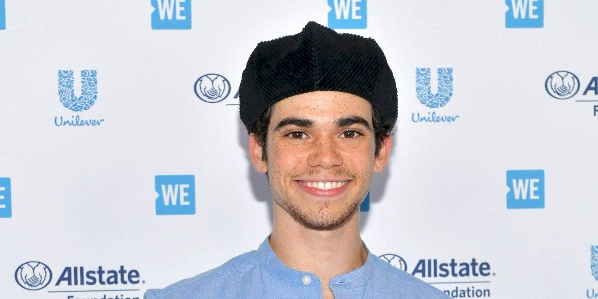 Muere actor Cameron Boyce, estrella de Disney Channel