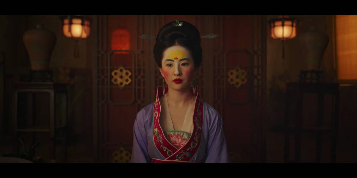 """Disney revela primer tráiler oficial de """"Mulan"""""""