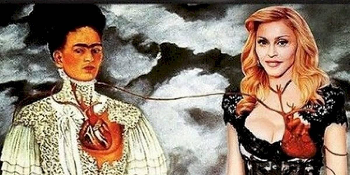 Famosas recordaron el cumpleaños de Frida Kahlo