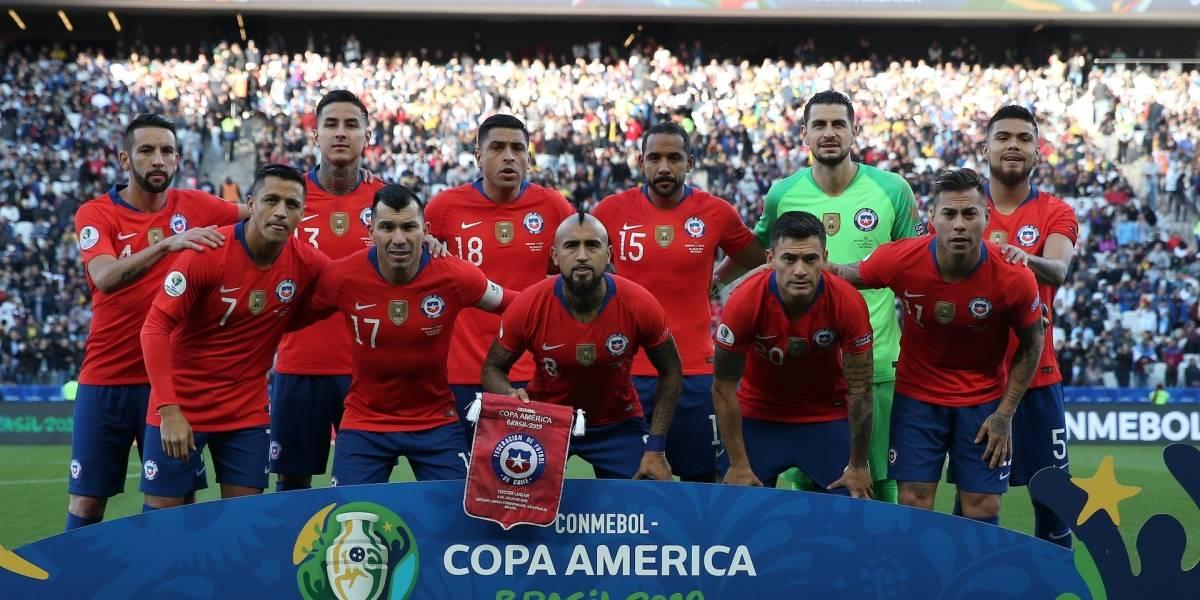 Figura de la generación dorada de Chile anunció su retiro de la selección tras la Copa América