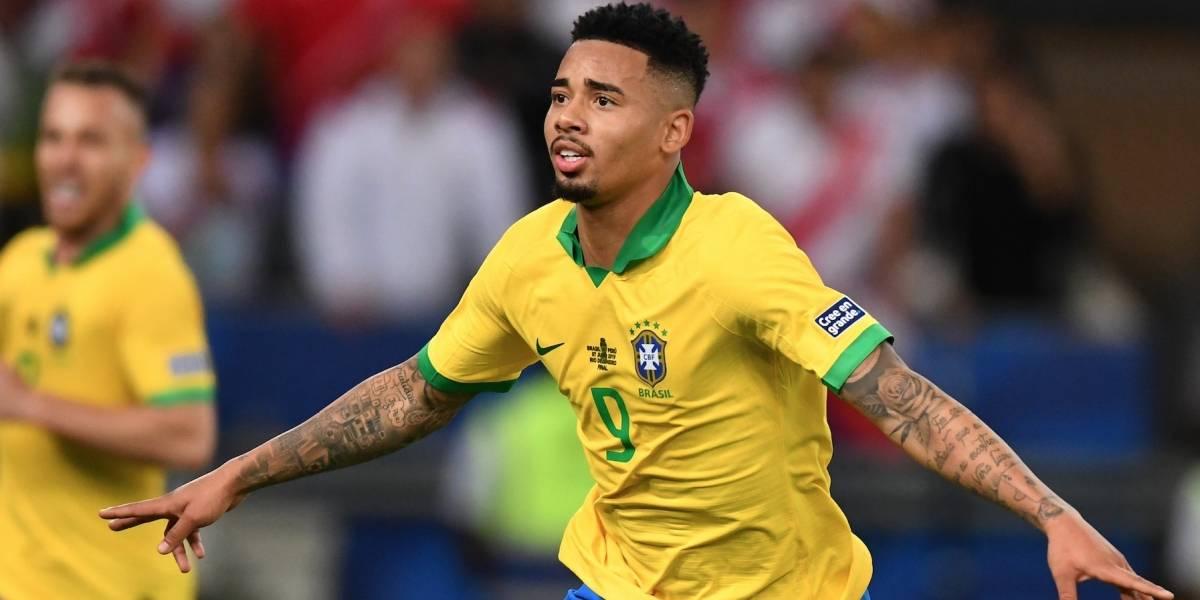 ¡El título al Bolsonaro! Brasil venció a Perú y se quedó con su Copa América