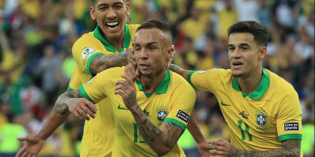 Tabla de goleadores de la Copa América Brasil 2019 ((Actualizada))