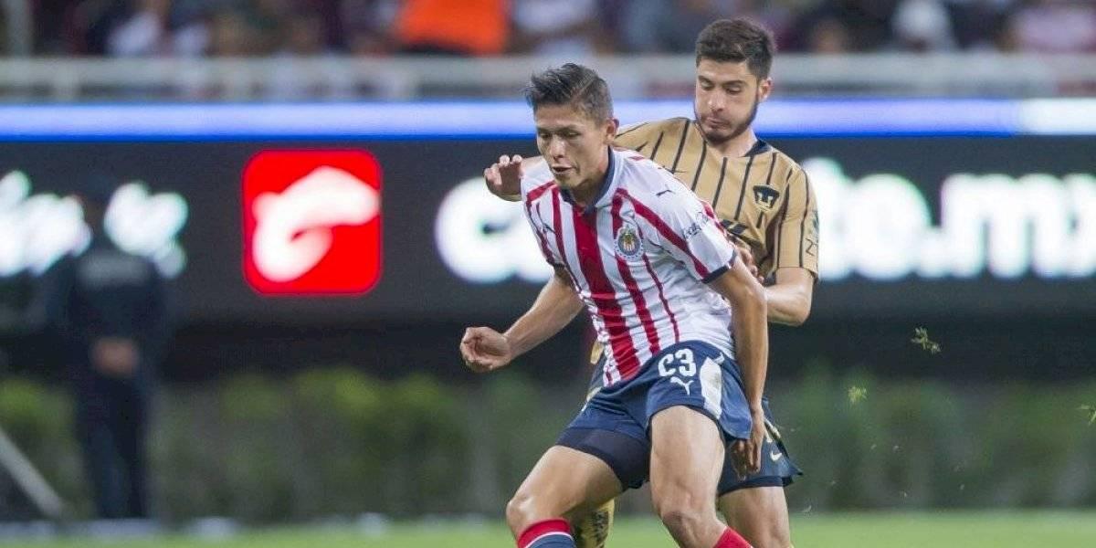 Las tres bajas confirmadas por Chivas... hasta el momento