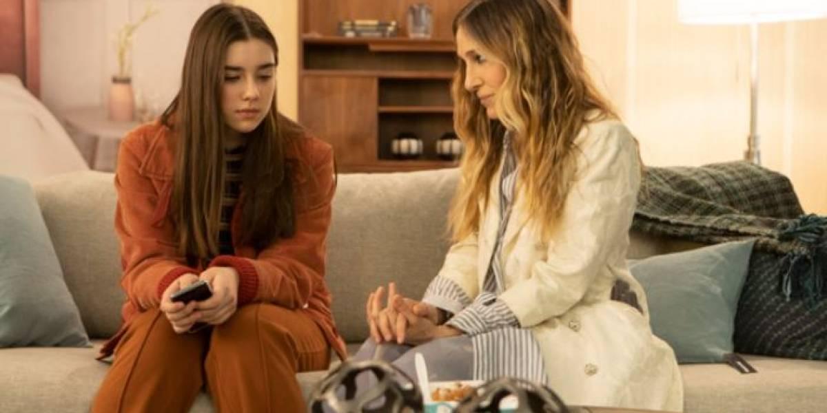 Sarah Jessica Parker vuelve con la tercera temporada de 'Divorce'