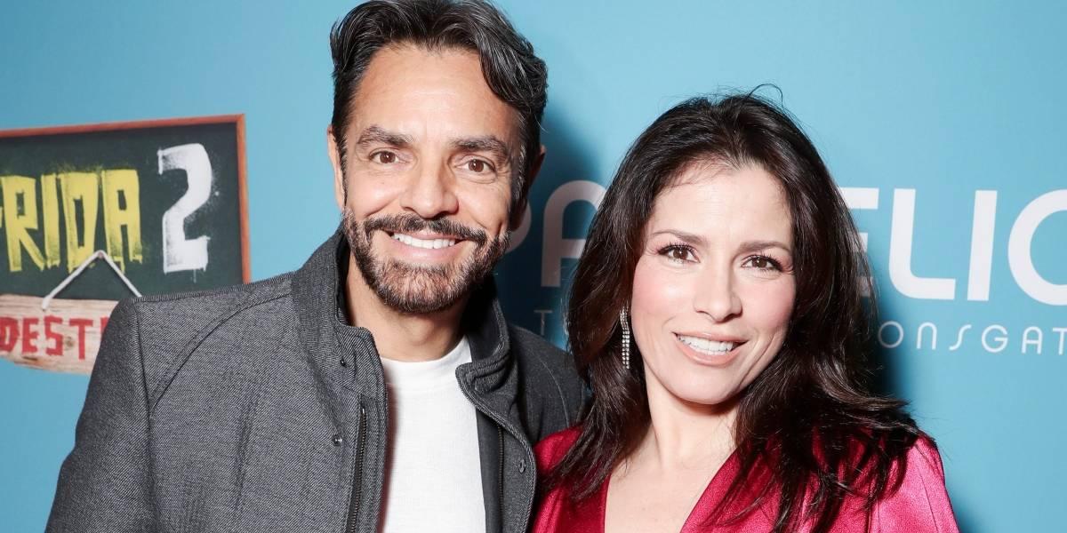 """Eugenio Derbez expone la """"complicada realidad"""" de su matrimonio con Alessandra Rosaldo"""