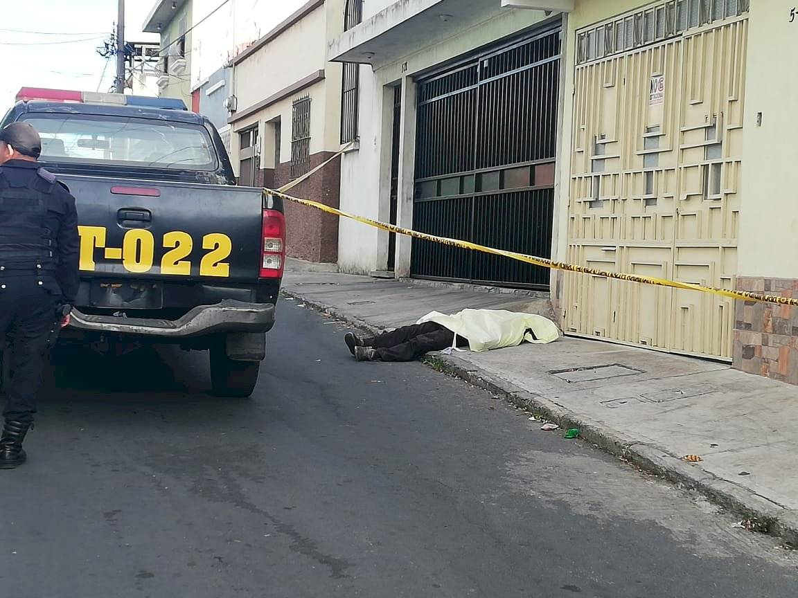 Fallecidos en violencia y accidentes.