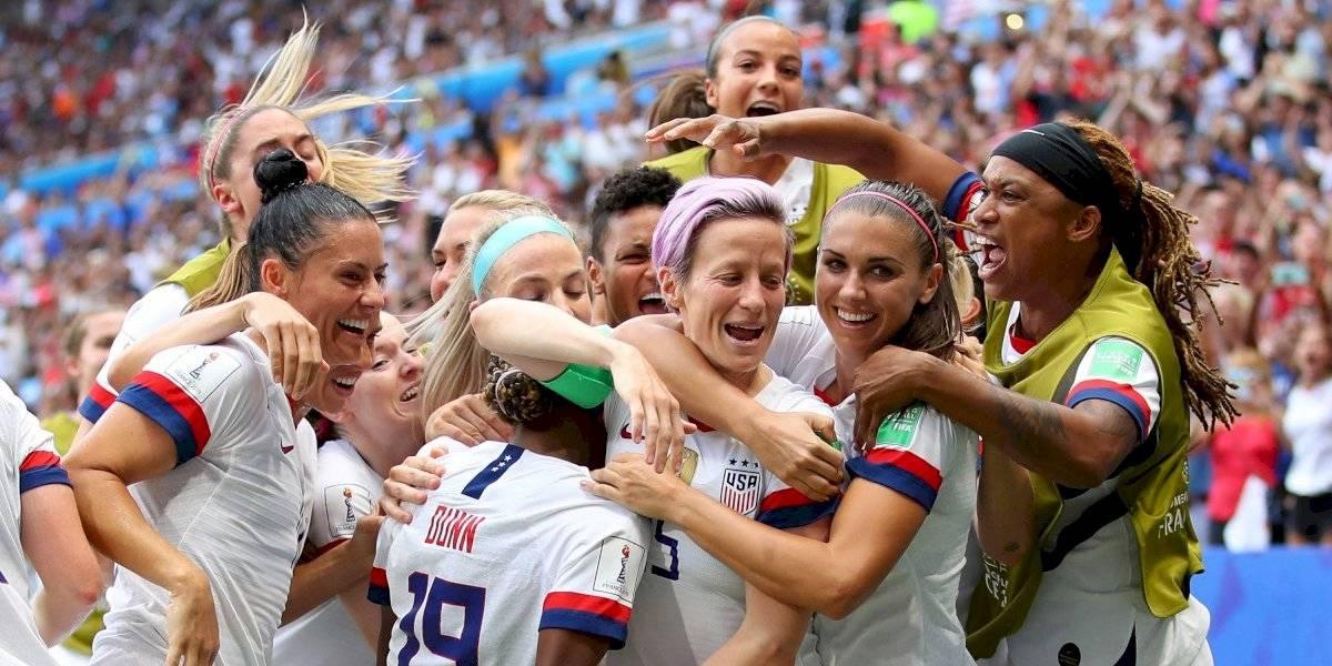 ¡Estados Unidos es bicampeón del Mundial Femenil!