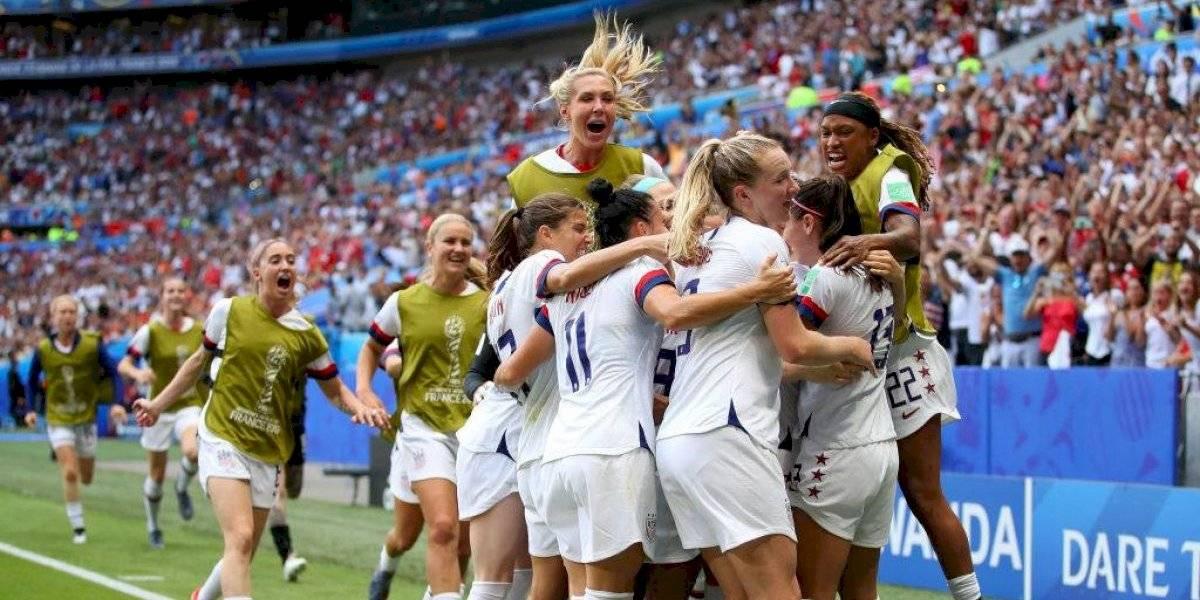 Así vivimos la victoria de Estados Unidos sobre Holanda en la final del Mundial femenino