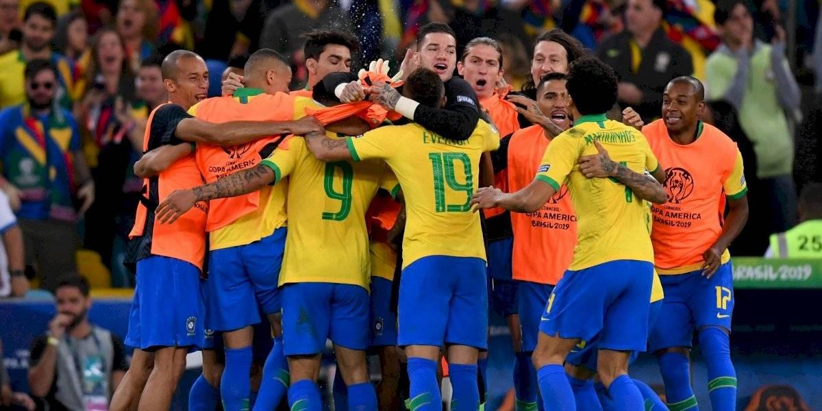 Brasil se corona en la Copa América tras vencer a Perú