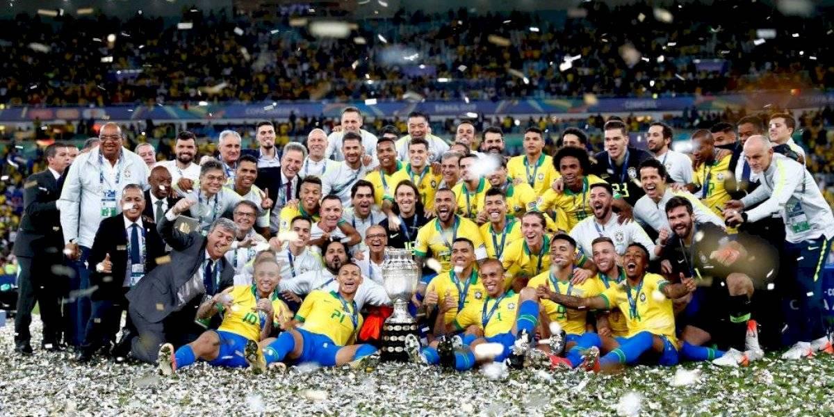 Campaña del campeón: La solvencia defensiva le permitió a Brasil ganar el título de la Copa América 2019