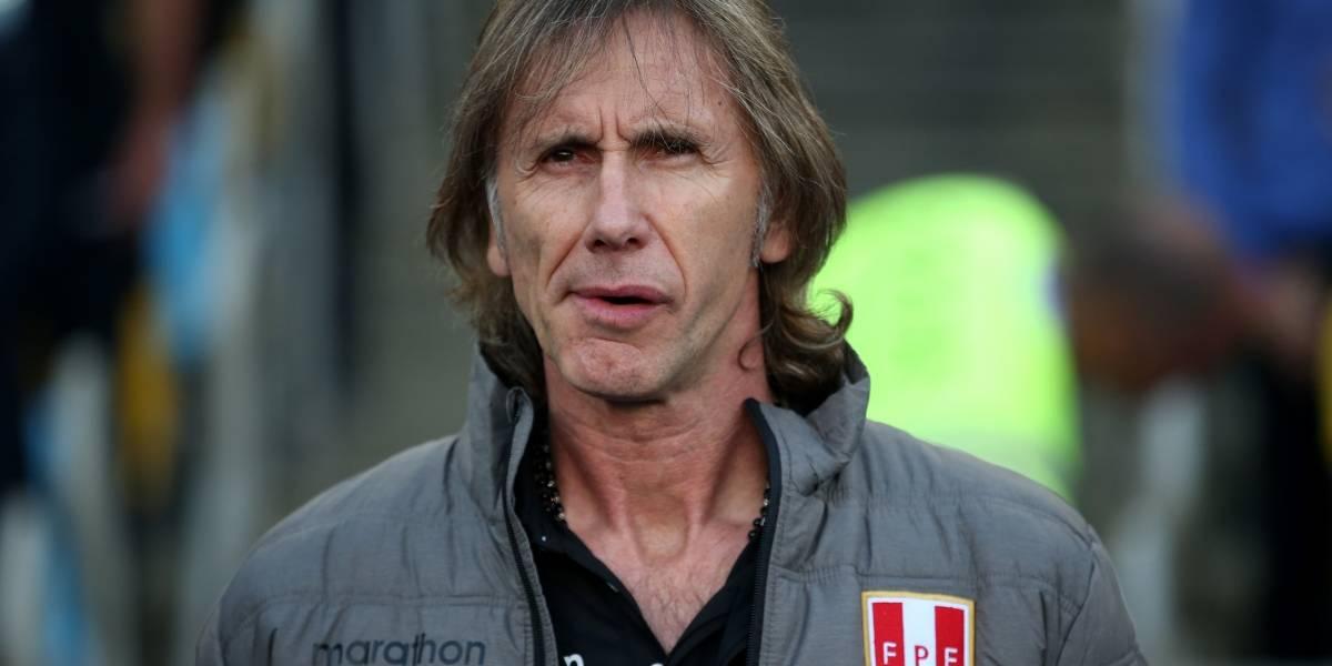 Ricardo Gareca habla sobre posible interés de la Selección argentina
