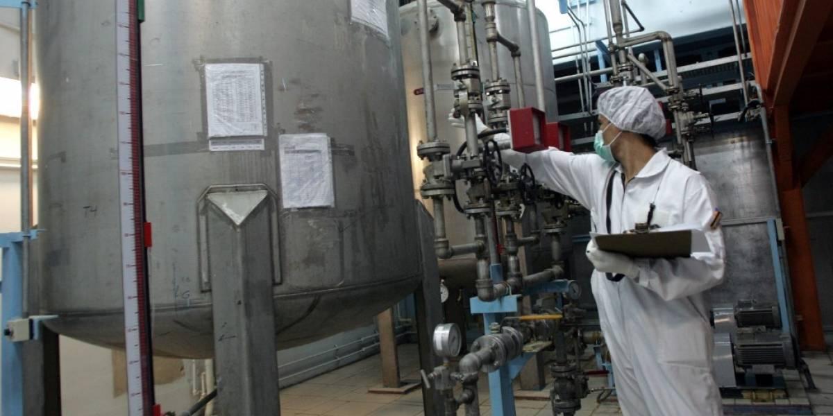 Irán comenzará a enriquecer uranio a un nivel prohibido