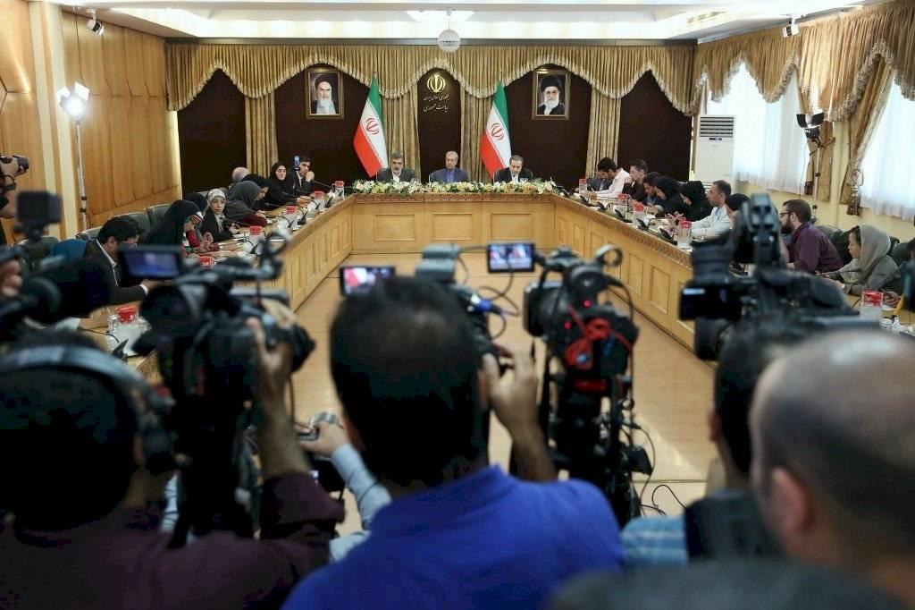 Organización iraní de energía atómica