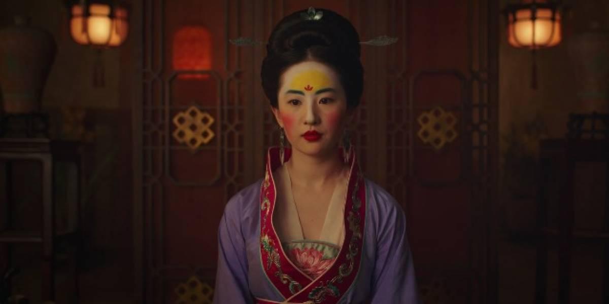 Estrenan el primer tráiler de Mulan y no es lo que fanáticos esperaban