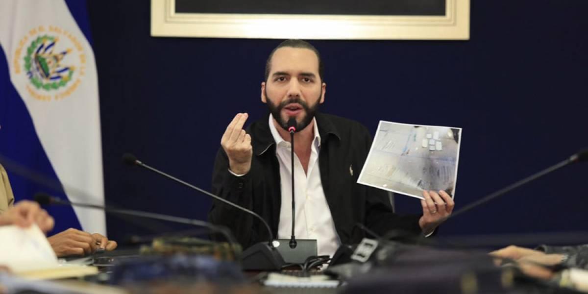 Nayib Bukele vaticina que pandillas dejarían de existir en cuatro años