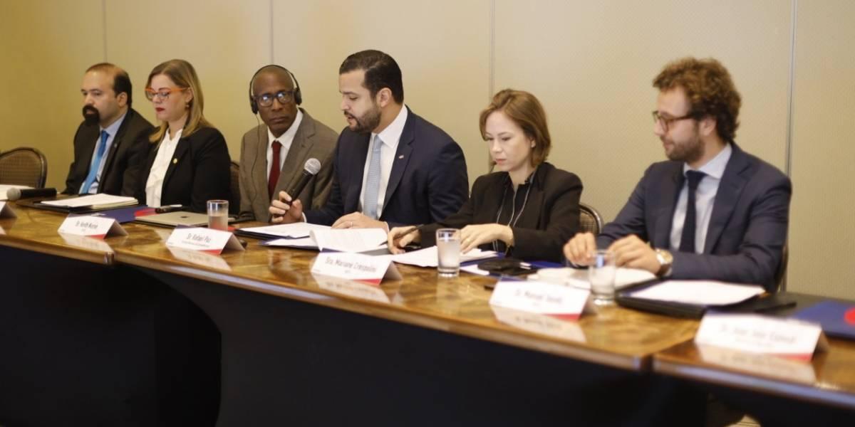 COMPETITIVIDAD y OCDE inician trabajo para revisar Políticas de Transformación Producción del país