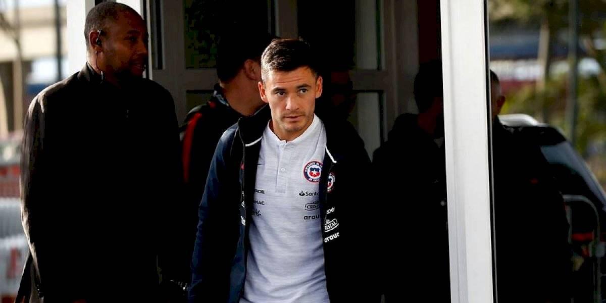 La Roja regresó a Santiago tras el cuarto lugar obtenido en Copa América